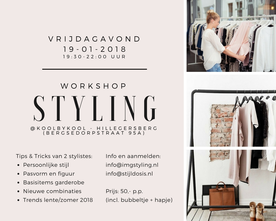 Workshop Styling